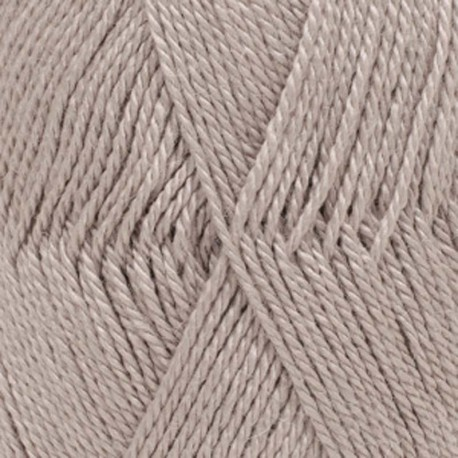 Image of   DROPS BabyAlpaca Silk garn 1760 Lys grålilla