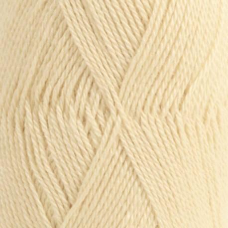 Image of   DROPS BabyAlpaca Silk garn 2110 Pudderguld
