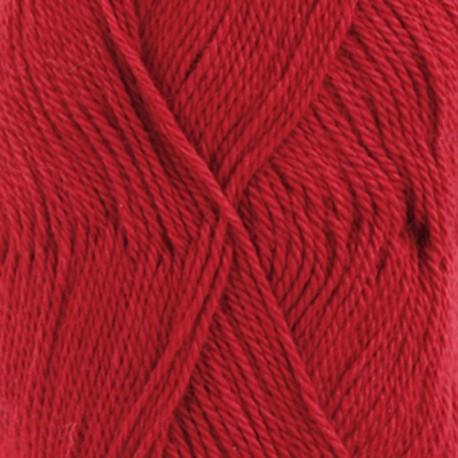 Image of   DROPS BabyAlpaca Silk garn 3609 Rød