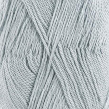 Image of   DROPS BabyAlpaca Silk garn 8112 Isblå