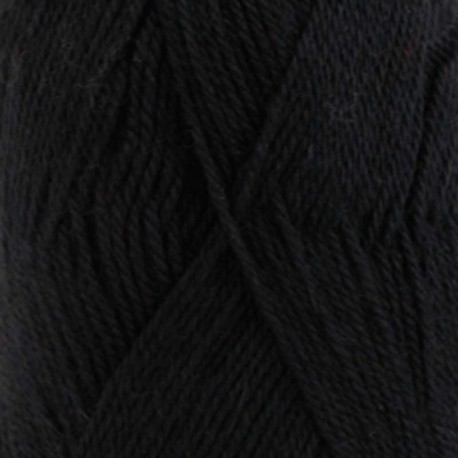 Image of   DROPS BabyAlpaca Silk garn 8903 Sort