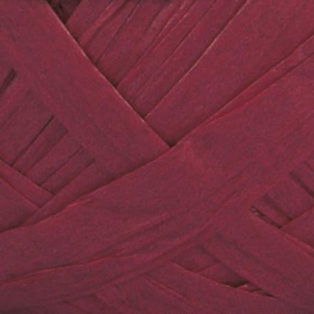 Image of Raffia garn 37204 Maroon