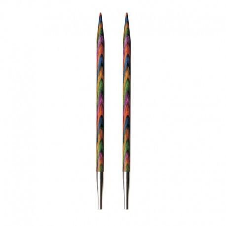 KnitPro Symfonie 20408 udskiftelige rundpine 6,5 mm