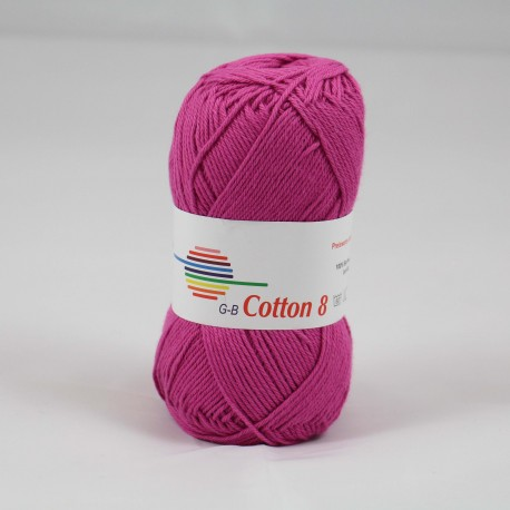 Image of G-B Cotton 8 1770 blomme