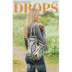Drops katalog nr. 173 med strikke- og hækleopskrifter