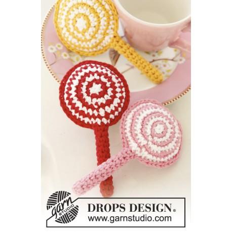 Lollipop cheer - Slikkepind hæklekit