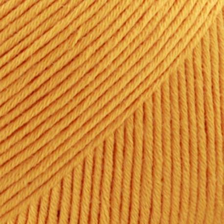 Image of DROPS Safran Garn unicolor 11 Stærk gul